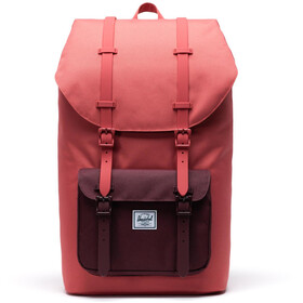Herschel Little America Rygsæk, mineral red/plum